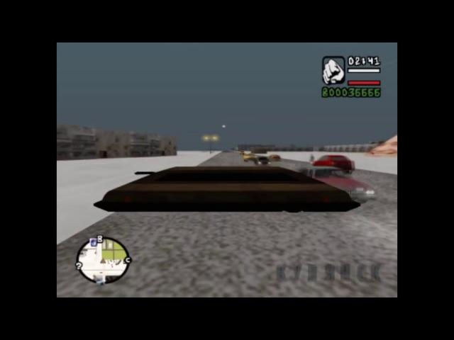 Смех Славика Лентяя \ Короткая версия обзора GTA San Andreas Купянск \ Попробуй не смеяться