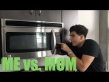 Me when my Mom is sleeping VS My Mom when I'm sleeping  Christian Delgrosso