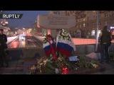 В Москве прошла акция памяти погибших противников ГКЧП