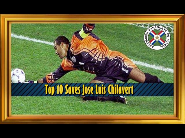 Top 10 Saves José Luis Chilavert