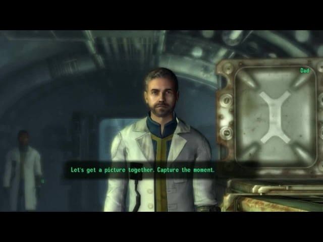 Fallout 3 - i love my science dad