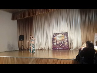 Tabla solo.Bozko Irina