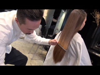 Long Hair Cutting Videos for Women In India