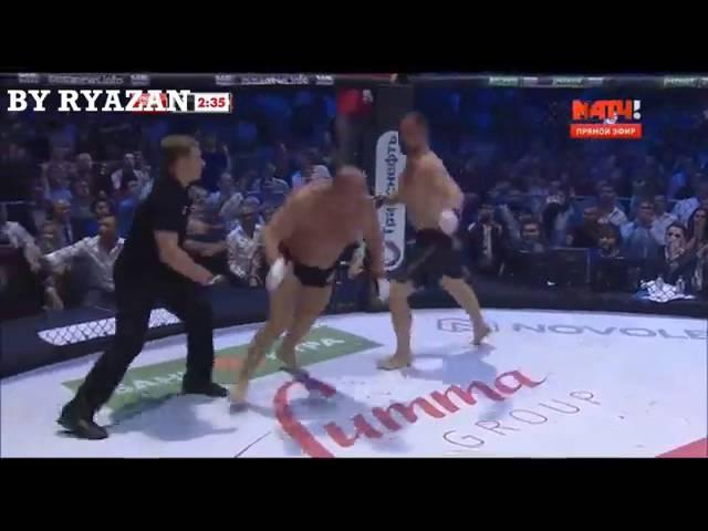 Fedor Emelianenko vs Fabio Maldonado (Федор Емельяненко Фабио Мальдонадо)