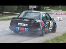 560HP Turbo Ford Sierra Cosworth - INSANE Anti-Lag, Bangs Sounds!!
