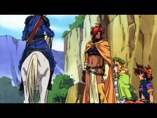 Mahou Senshi Louie / Воин-волшебник Луи (13 серия)