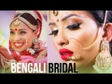 Bipasha Basu Wedding Makeup | Bengali Bridal Makeup | Indian Bangladeshi Desi Wedding | irenesarah