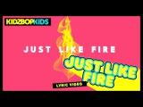 KIDZ BOP Kids Just Like Fire (Official Lyric Video) KIDZ BOP 32
