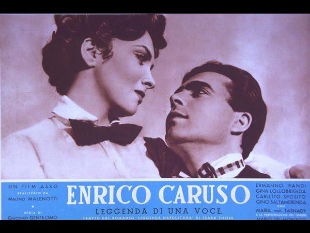 ▷ Enrico Caruso - Leggenda di una voce ◉ Film completo 1951▸ G. Gentilomo ▦ by ☠Hollywood Cinex™