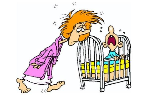 """""""Ну вот, наконец-то! Ребенок уснул, теперь я могу....а нет, не могу, уже проснул..."""