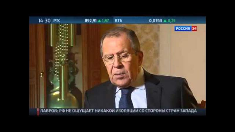 CИЛЬНО. Лавров: Запад может себе что нибудь прищемить, опуская железный занавес перед Россией