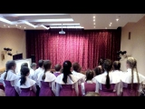 хор муз. школы 16 на концерте