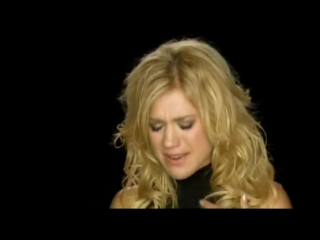 Kelly Clarkson - Because Of You (Кєлли Кели Кларксон клип 2005)