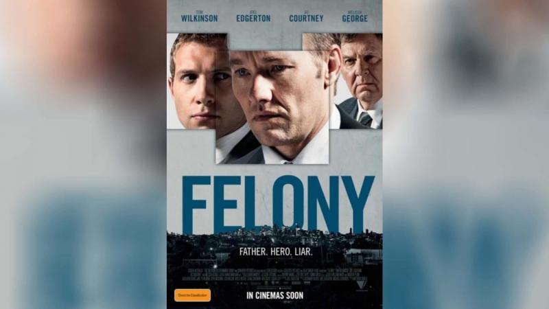 Особо тяжкое преступление (2013) | Felony