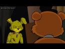 Приключения аниматроников Часть 10 - 5 Ночей с Фредди Анимация на русском - Фнаф анимация