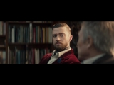 Christopher Walken  Justin Timberlake for Bai - official Big Game spot (2017)
