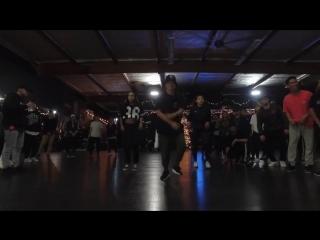 Melvin Timtim Choreography | Fat Joe - Lean Back | + Session pt.1