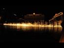 Танцующие фонтаны Bellagio в Лас-Вегасе