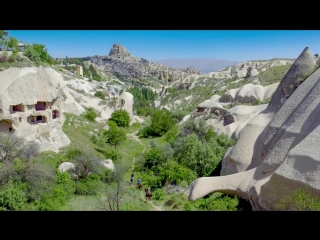 Однажды в Каппадокии