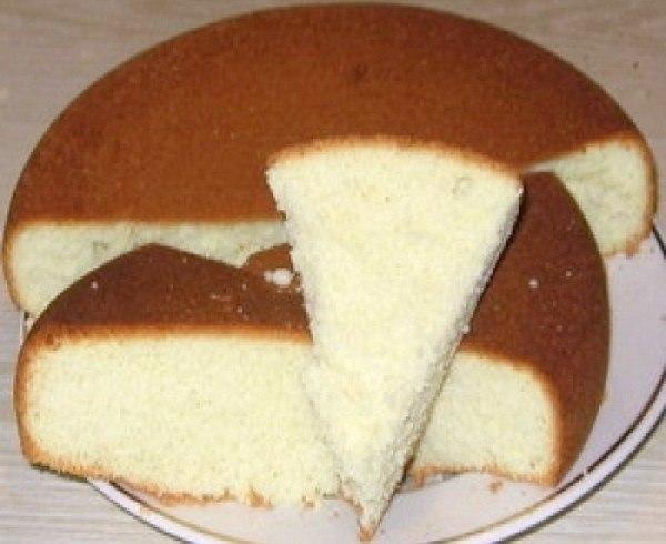 Как сделать чтобы бисквит хорошо поднялся