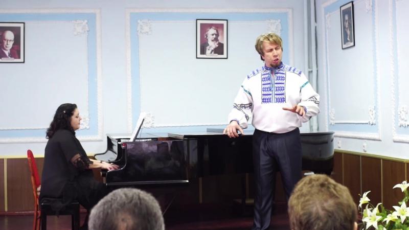 Ария Сусанина поёт Андрей Попруга