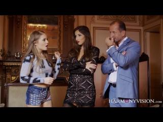 3 alessandra jane, clea gaultier / my bad family / моя плохая семейка [2017, anal, threesomes, big tits, новый фильм, hd 1080p]