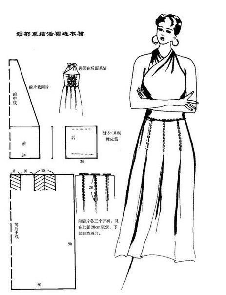 шелковые сарафаны выкройки