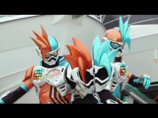 [dragonfox] Kamen Rider Ex-Aid - 14 (RUSUB)