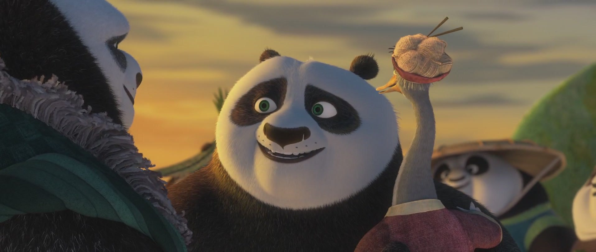 скриншот панда 3