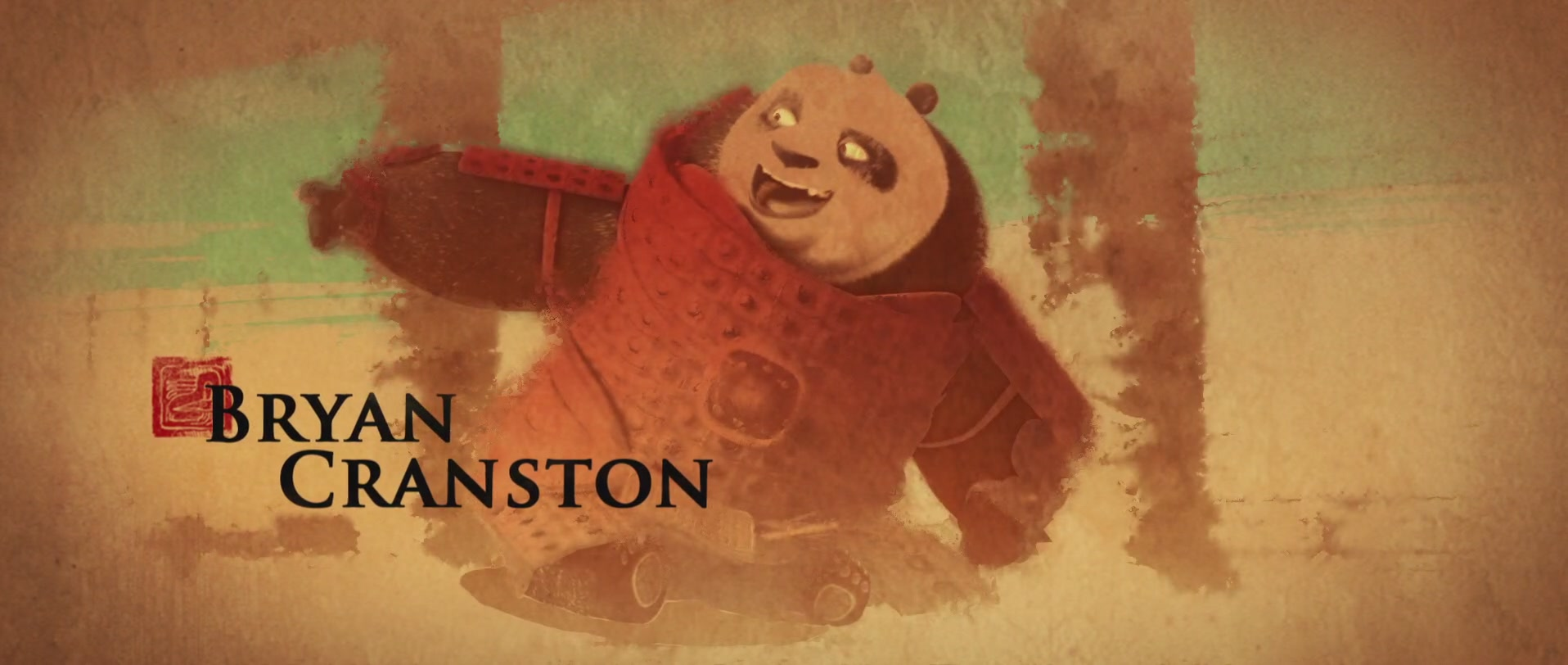 Bryan Cranston кунг-фу панда 3