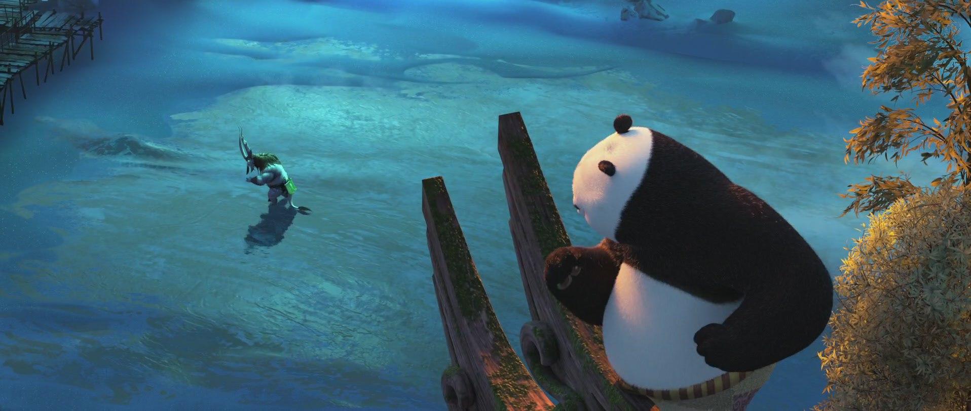 скидыш от кунг-фу панды