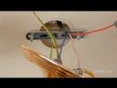 Как подключить люстру на три провода. Установка и подключение люстры на натяжной