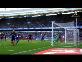 Депортиво Ла-Корунья - Барселона 2:1