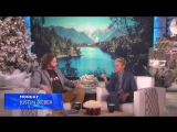 The Ellen DeGeneres Show Full Episode Season 14 2016.12.01Day 7 of 12 Days! T.J. Miller, Chrissy Metz, Kane Brown