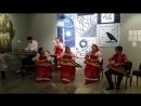 Выставка лауреатов и дипломатов XI Всероссийского фестиваля декоративного искусства «Лоскутная мозаика России» 2017 в Москве.