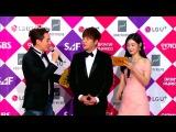 RED CARPET 161231 MC Jang Geun Suk