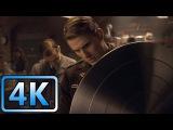 Steve Rogers Gets Vibranium Shield  Captain America The First Avenger (2011)  4K ULTRA HD