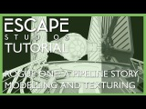 Rogue One: A Pipeline Story. Tutorial One - Modelling and Texturing