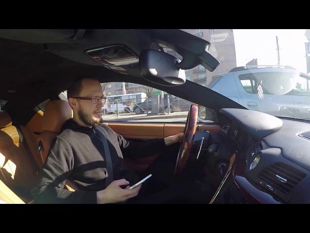 Двигло 4.7. Обзор Maserati Granturismo S. Мазерати Грантуризмо S.