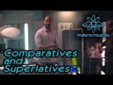 Comparatives and Superlatives - A tour of Walliams Industries