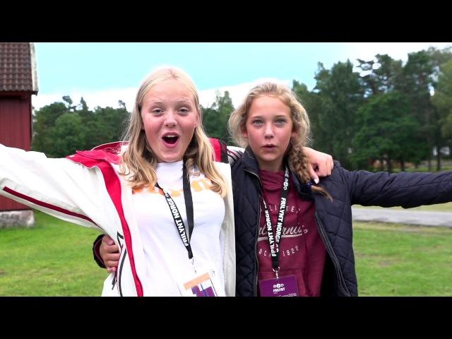 SplæshCamp - Nordens største teater, film kulturleir for ungdom