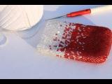 Вязание бисером. Урок 2. Быстро и просто одеваем бисер на нить