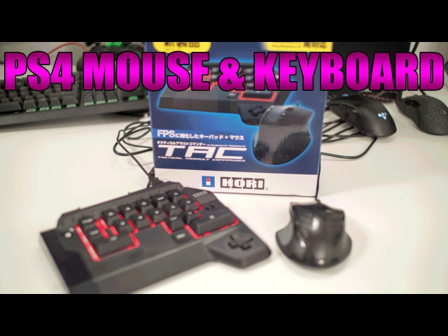 PS4 MOUSE KEYBOARD | HORI TAC4 In-Depth Review