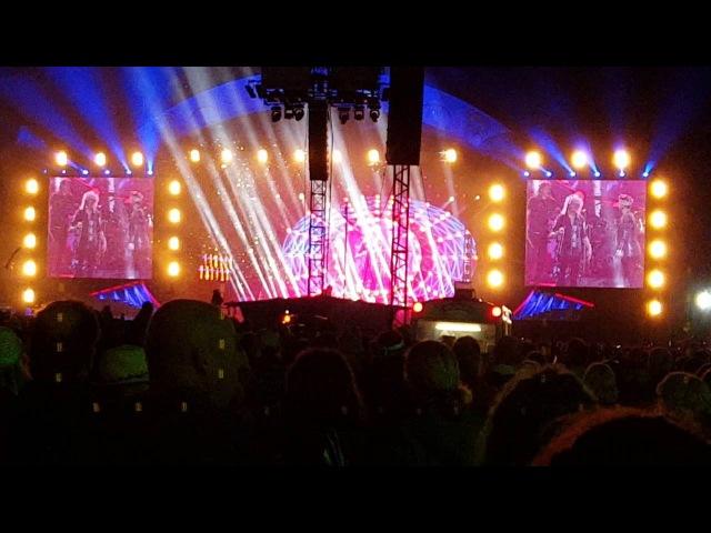 Queen Adam Lambert IOW FESTIVAL '16
