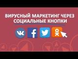 Артем Нестеренко | Вирусный маркетинг через социальные кнопки