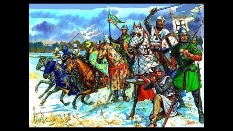 Фильм Рыцари крестового похода 2001 исторический боевик