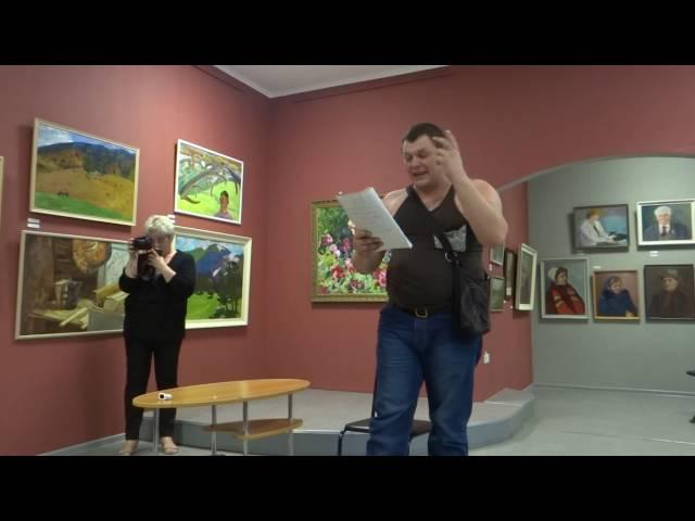 Евгений Бумаженко / Культпрогрев 5 / 9.09.2016