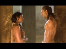 Gannicus Melitta Stay with me Spartacus Gods of the Arena