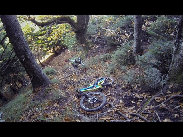 Gravity Freaks Downhill fail compilation 2016 ☠☠☠
