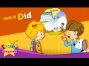 Theme 19. Did - What did you do yesterday ESL Song Story - Learning English for Kids